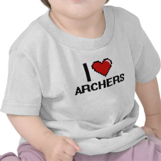 I love Archers Tshirts