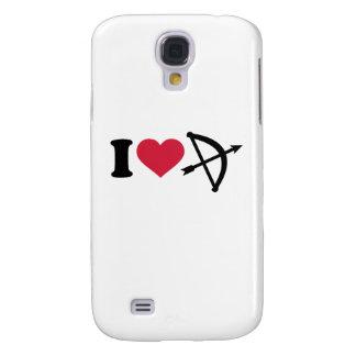 I love Archery arrow bow HTC Vivid Case
