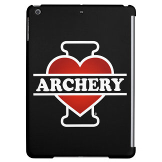 I Love Archery Cover For iPad Air