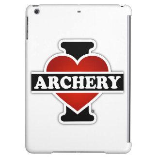 I Love Archery iPad Air Case