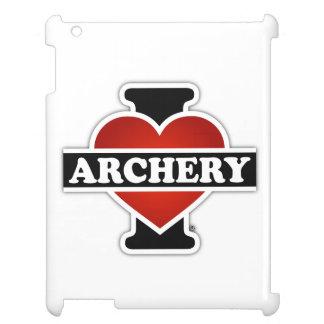 I Love Archery iPad Covers