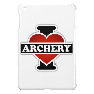 I Love Archery iPad Mini Cover