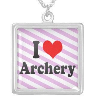 I love Archery Necklaces
