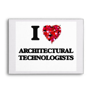 I love Architectural Technologists Envelope