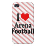 I love Arena Football Covers For iPhone 4