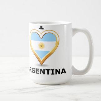 I Love Argentina - Mug