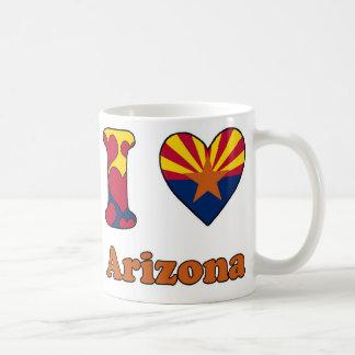 I love Arizona Coffee Mug