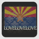I love Arizona Cool Stickers