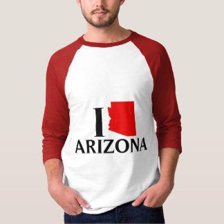I Love Arizona - I Love AZ T-Shirt