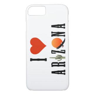 I love Arizona iPhone 8/7 Case