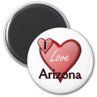I Love Arizona Magnet