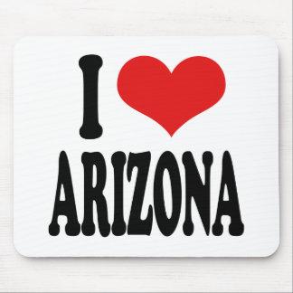 I Love Arizona Mouse Pad