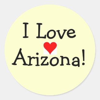 I Love Arizona! - Sticker