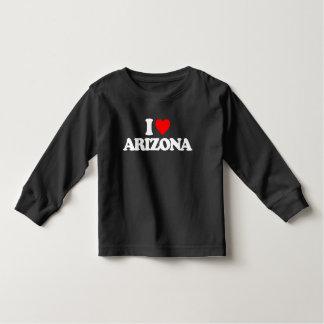 I LOVE ARIZONA T SHIRT