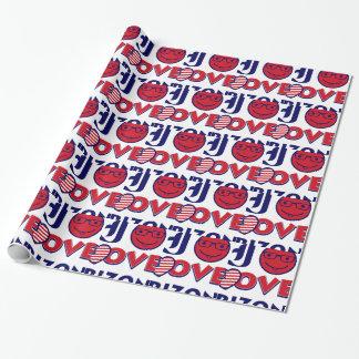 I love Arizona Gift Wrap Paper