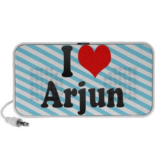 I love Arjun Mp3 Speakers