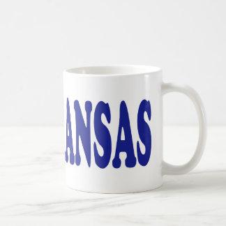 I Love Arkansas Coffee Mug