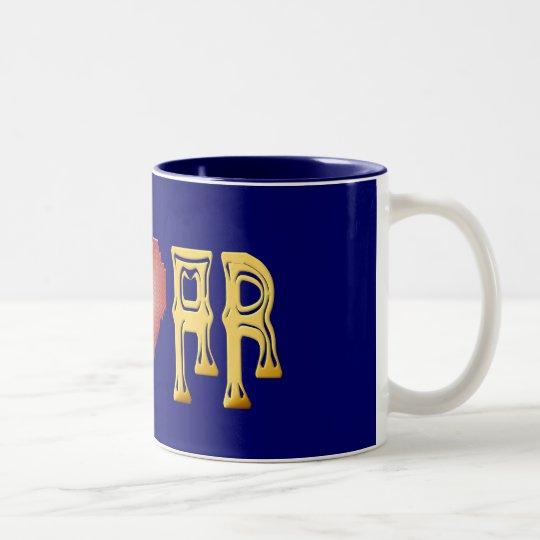 I Love ARKANSAS Mug