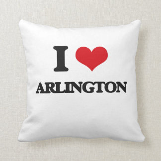 I love Arlington Pillow