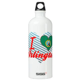 I Love Arlington, Washington SIGG Traveler 1.0L Water Bottle