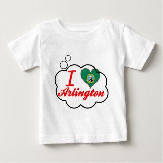 I Love Arlington, Washington Tshirt