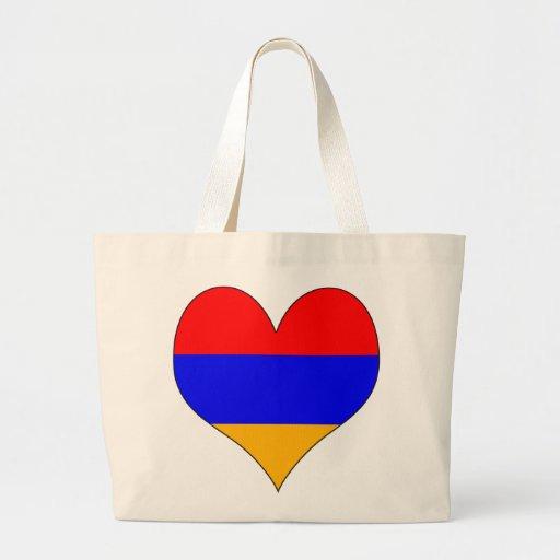 I Love Armenia Bag