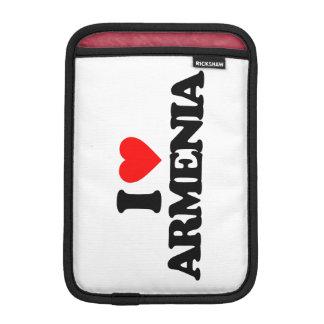 I LOVE ARMENIA SLEEVE FOR iPad MINI