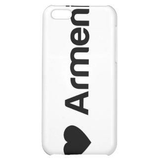 I Love Armenia iPhone 5C Covers