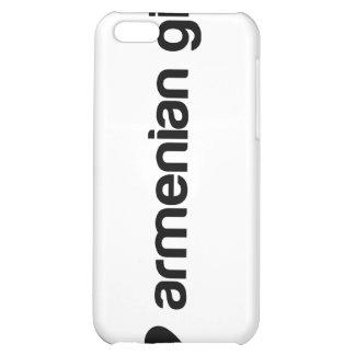 I Love Armenian Girls iPhone 5C Cases