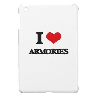 I Love Armories iPad Mini Case