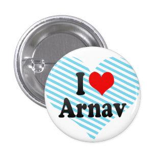 I love Arnav Buttons