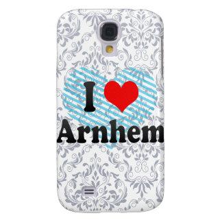 I Love Arnhem, Netherlands Samsung Galaxy S4 Cover