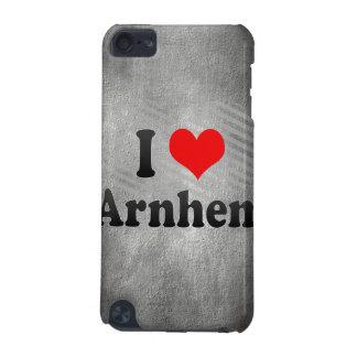 I Love Arnhem, Netherlands iPod Touch (5th Generation) Cases