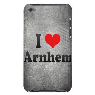 I Love Arnhem, Netherlands iPod Touch Cases