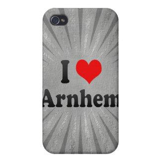 I Love Arnhem, Netherlands Covers For iPhone 4