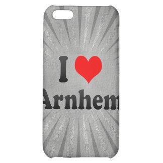 I Love Arnhem, Netherlands iPhone 5C Cover