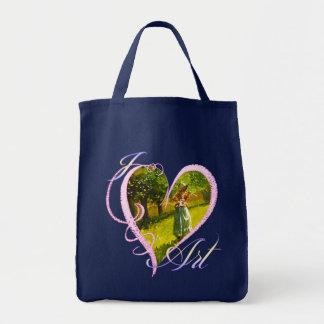 I Love Art - Tote Bag