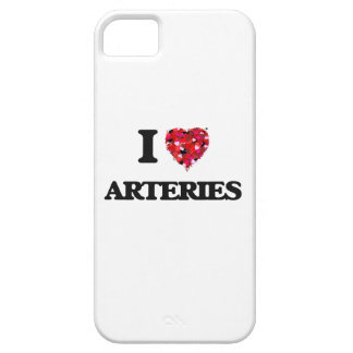 I Love Arteries iPhone 5 Cover