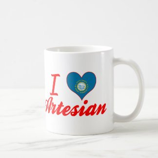 I Love Artesian, South Dakota Mugs