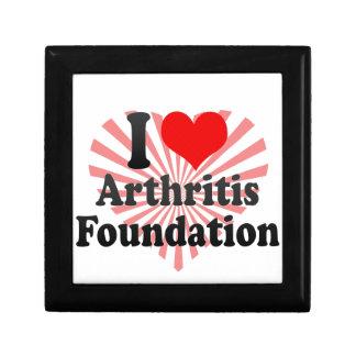 I love Arthritis Foundation Gift Boxes