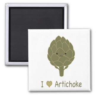 I love artichoke magnet