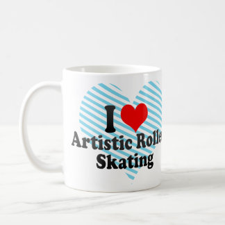 I love Artistic Roller Skating Coffee Mug