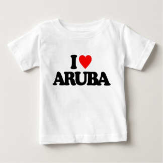 I LOVE ARUBA BABY T-Shirt