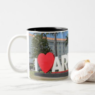I love Aruba - One happy Island Magic Mug