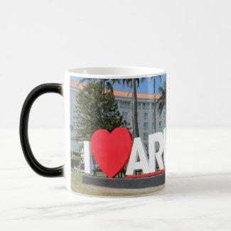 I love Aruba - One happy Island Magic Mug