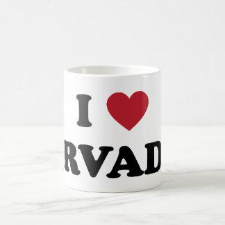 I Love Arvada Colorado Coffee Mug