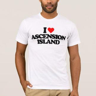 I LOVE ASCENSION ISLAND T-Shirt