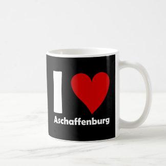 I love Aschaffenburg Coffee Mug