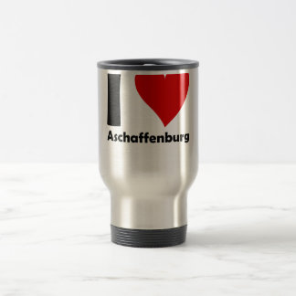I love Aschaffenburg Travel Mug