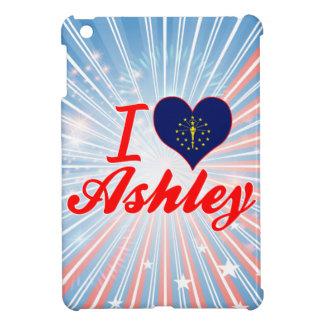 I Love Ashley, Indiana Cover For The iPad Mini
